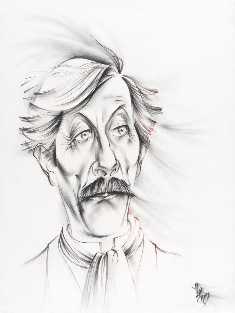 Jean Rochefort by Vildorius
